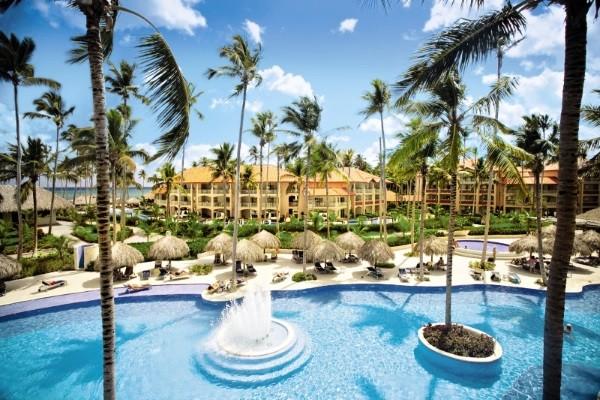 Piscine - Hôtel Hôtel Majestic Elegance 5* Punta Cana Republique Dominicaine