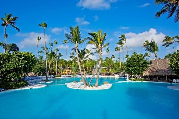 Piscine - Hôtel Iberostar Bavaro 5* Punta Cana Republique Dominicaine