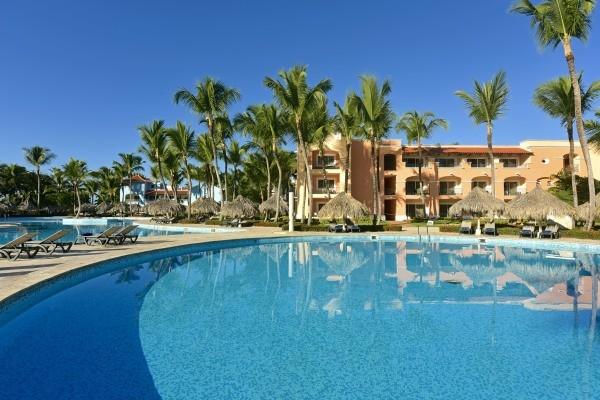Piscine - Hôtel Iberostar Hacienda Dominicus 5* Punta Cana Republique Dominicaine
