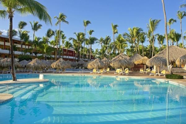 Piscine - Hôtel Iberostar Punta Cana 5* Punta Cana Republique Dominicaine