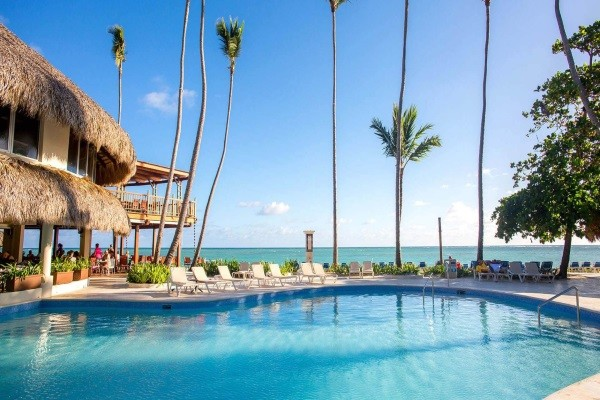 Piscine - Impressive Premium Resort & Spa 5* Punta Cana Republique Dominicaine