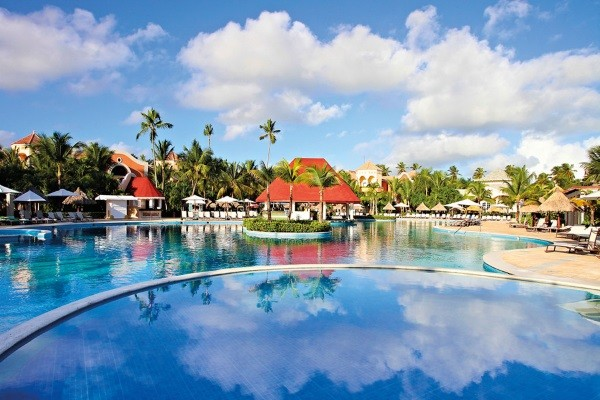 Piscine - Hôtel Luxury Bahia Principe Ambar 5* Punta Cana Republique Dominicaine