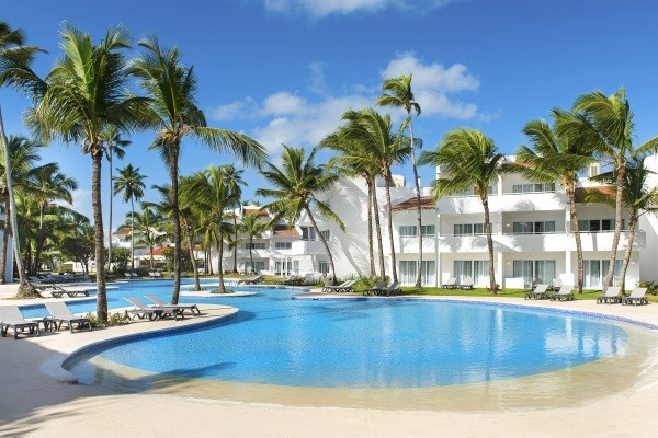Piscine - Hôtel Occidental Punta Cana 5* Punta Cana Republique Dominicaine