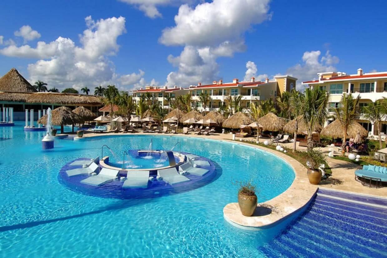 Piscine - Hôtel Paradisus Punta Cana 5* Punta Cana Republique Dominicaine
