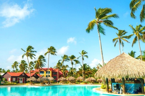 Piscine - Hôtel Punta Cana Princess All Suites Resort & Spa 4* sup Punta Cana Republique Dominicaine