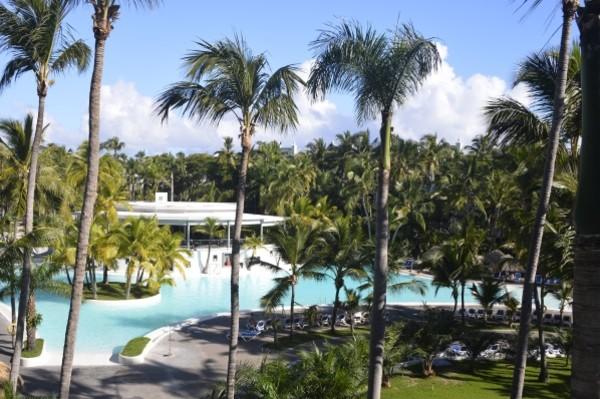 Piscine de l'hôtel - Riu Naiboa