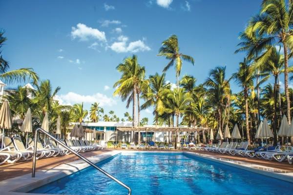 Piscine - Hôtel Riu Palace Macao 5* Punta Cana Republique Dominicaine