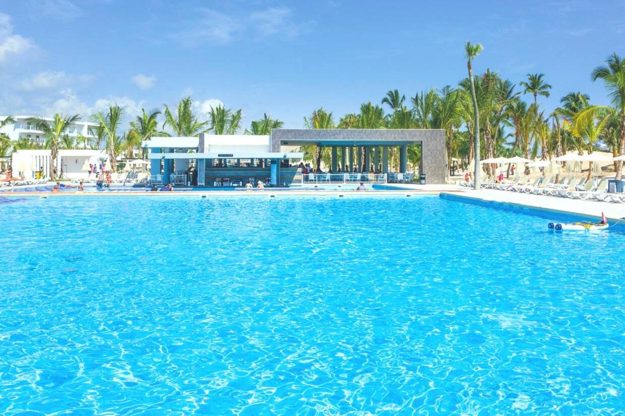 Piscine - Hôtel Riu Republica (adult only) 5* Punta Cana Republique Dominicaine