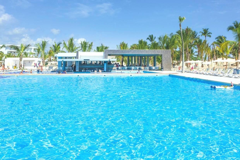 Piscine - Riu Republica 5* Punta Cana Republique Dominicaine