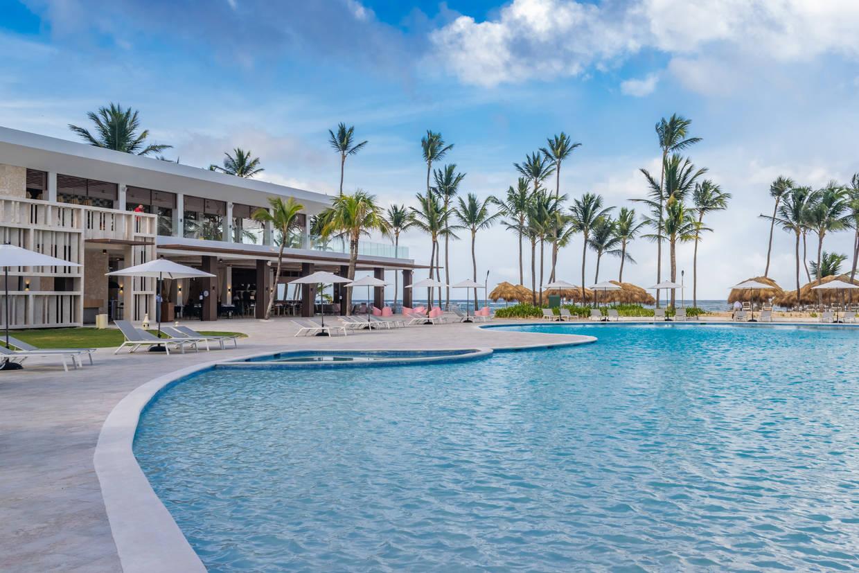 Piscine - Hôtel Tropical Deluxe Princess 5* Punta Cana Republique Dominicaine