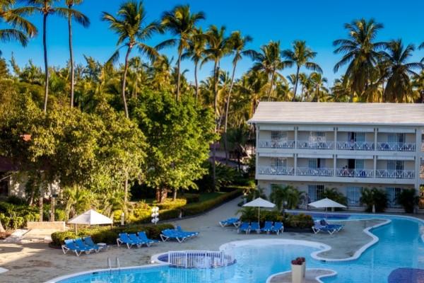 Piscine - Hôtel Vista Sol Punta Cana Beach Resort & Spa 4* Punta Cana Republique Dominicaine
