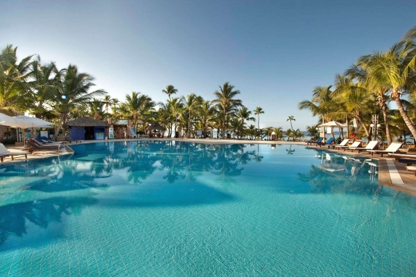 Piscine - Hôtel Viva Wyndham Dominicus Palace 4* Punta Cana Republique Dominicaine