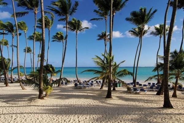 Plage - Barcelo Bavaro Beach 5* Punta Cana Republique Dominicaine
