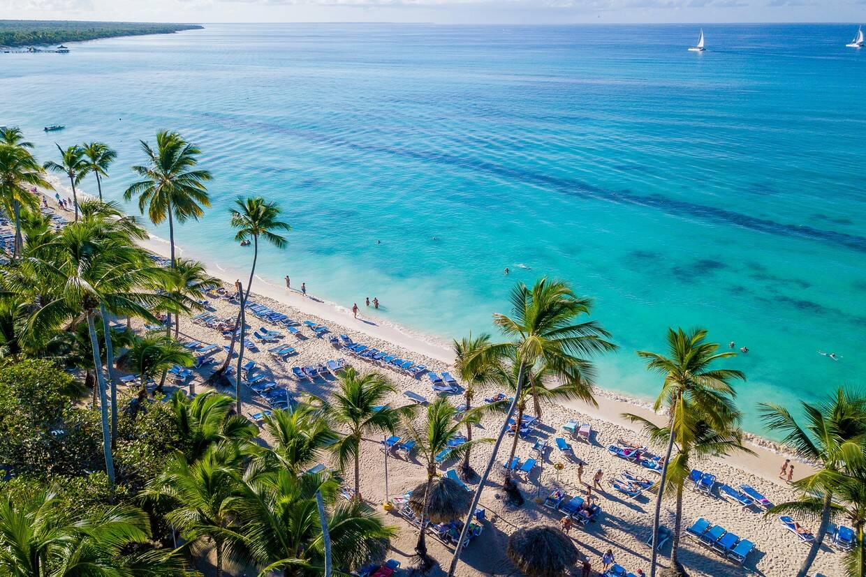 Plage - Be Live Bayahibe 5* Punta Cana Republique Dominicaine