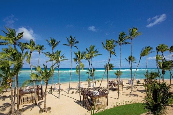 Plage - Breathless Punta Cana Resort & Spa