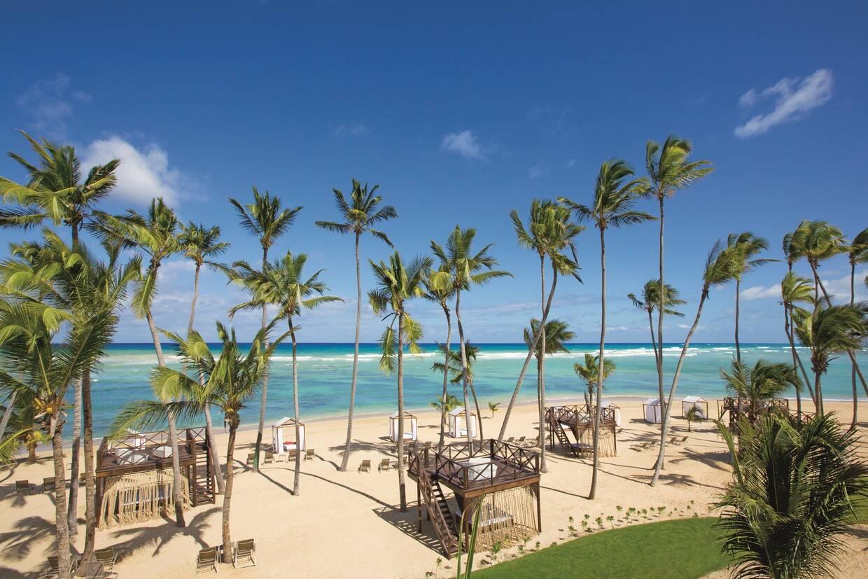 Plage - Breathless Punta Cana Resort & Spa 5* Punta Cana Republique Dominicaine