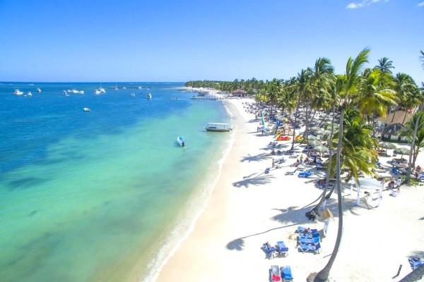 Plage - Hôtel Club Lookéa Be Live Punta Cana 4* Punta Cana Republique Dominicaine