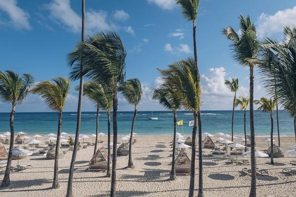 Plage - Hôtel Coral Level at Iberostar Selection Bavaro 5* Punta Cana Republique Dominicaine