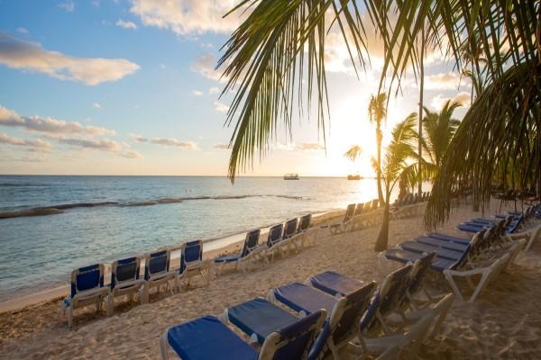 Plage - Club Coralia Impressive Resort & Spa 5* Punta Cana Republique Dominicaine
