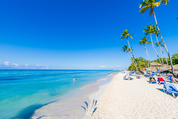 Plage - Club Framissima Be live Collection Canoa 4* Punta Cana Republique Dominicaine