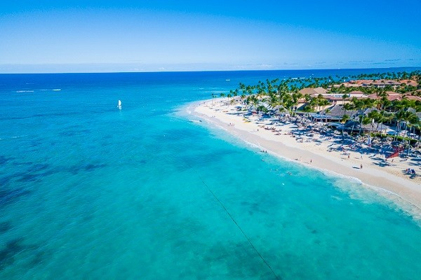 Plage - Framissima Grand Memories Punta Cana 5* Punta Cana Republique Dominicaine