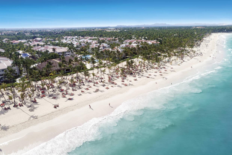 Plage - Hôtel Framissima Occidental Punta Cana 5* Punta Cana Republique Dominicaine