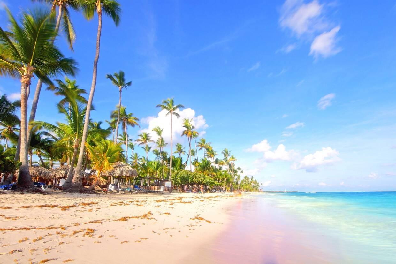Plage - Grand Palladium Palace Resort Spa & Casino 5* Punta Cana Republique Dominicaine