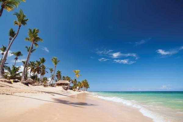 Plage - Hôtel Grand Sirenis Cocotal Beach Resort Casino & Aquagames 5* Punta Cana Republique Dominicaine
