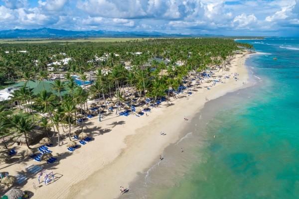 Plage - Hôtel Grand Sirenis Cocotal Beach Resort 5* Punta Cana Republique Dominicaine