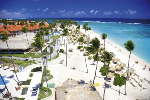 Plage - Hôtel Hôtel Majestic Elegance 5* Punta Cana Republique Dominicaine