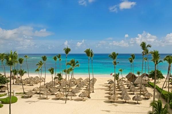 Plage - Hôtel Iberostar Bavaro Suites 5* Punta Cana Republique Dominicaine