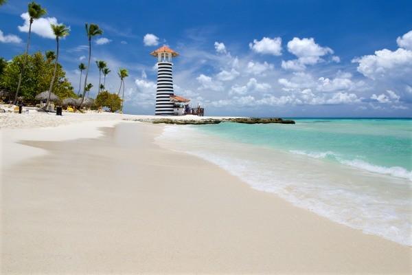 Plage - Hôtel Iberostar Hacienda Dominicus 5* Punta Cana Republique Dominicaine