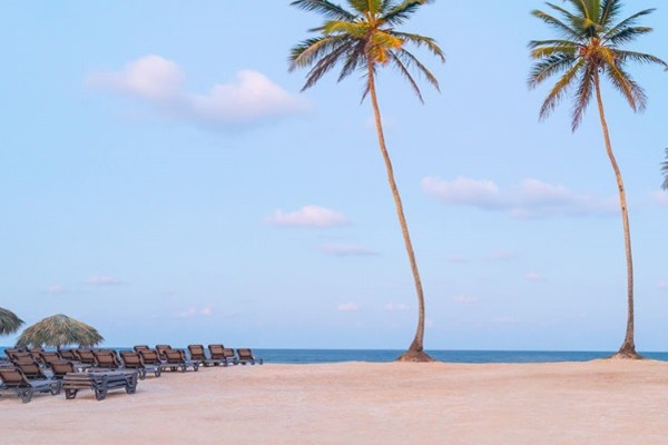 Plage - Club Kappa Club Ocean El Faro 5* Punta Cana Republique Dominicaine