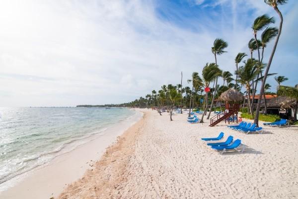 Plage - Hôtel Natura Park Beach Eco Resort & Spa 4* Punta Cana Republique Dominicaine