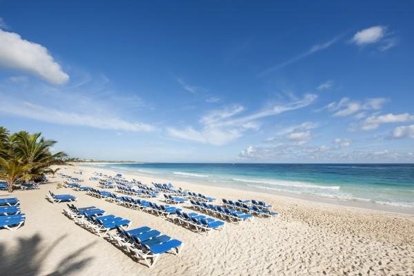Plage - Occidental Caribe All Inclusive 4* Punta Cana Republique Dominicaine