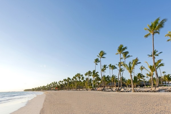 Plage - Hôtel Occidental Punta Cana 5* Punta Cana Republique Dominicaine