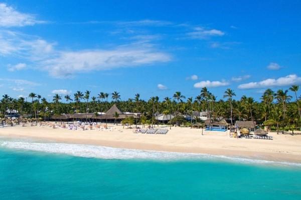 Plage - Hôtel Paradisus Punta Cana 5* Punta Cana Republique Dominicaine
