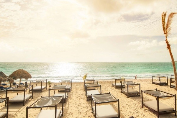 Plage - Hôtel Punta Cana Princess All Suites Resort & Spa 4* sup Punta Cana Republique Dominicaine