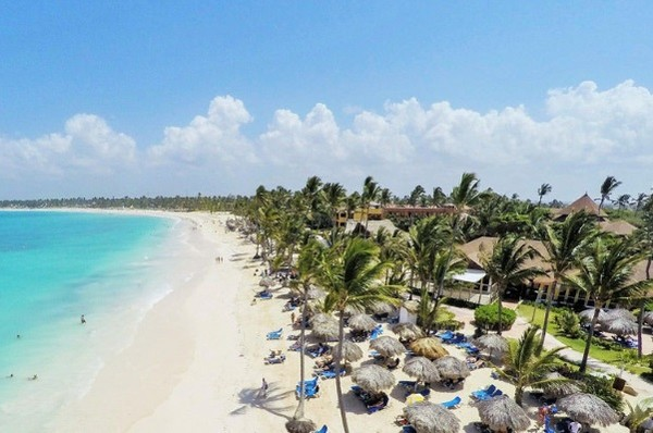 Plage - Hôtel Vik Arena Blanca 4* Punta Cana Republique Dominicaine