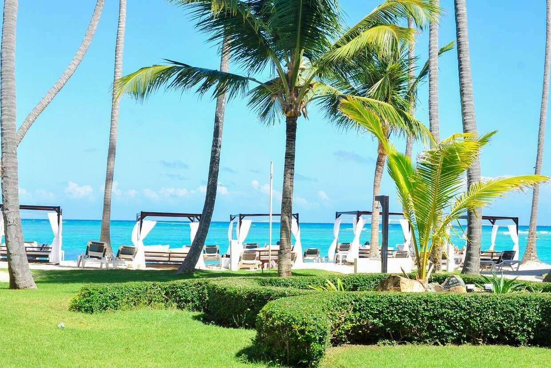 Plage - Vista Sol Punta Cana Beach Resort & Spa 4* Punta Cana Republique Dominicaine