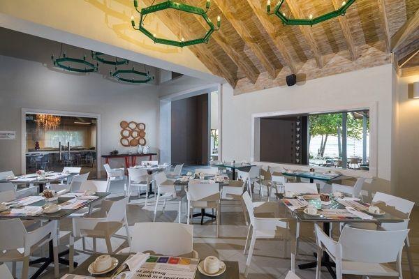 Restaurant - Club Bravo Club Caribe Playa 4* sup Punta Cana Republique Dominicaine
