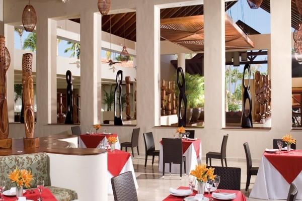 Restaurant - Hôtel Dreams Palm Beach Punta Cana 5* Punta Cana Republique Dominicaine