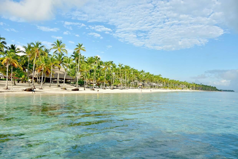Vue panoramique - Barcelo Bavaro Beach 5* Punta Cana Republique Dominicaine