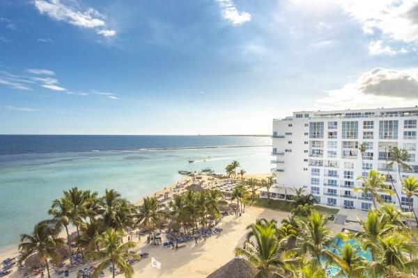 Vue panoramique - Hôtel Be Live Experience Hamaca 3* Punta Cana Republique Dominicaine