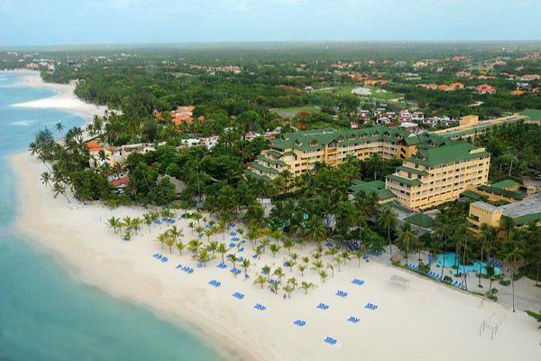 Vue panoramique - Hôtel Coral Costa Caribe Resort & Spa 3* sup Punta Cana Republique Dominicaine