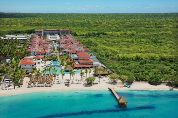 Vue panoramique - Hôtel Dreams Dominicus La Romana 5*