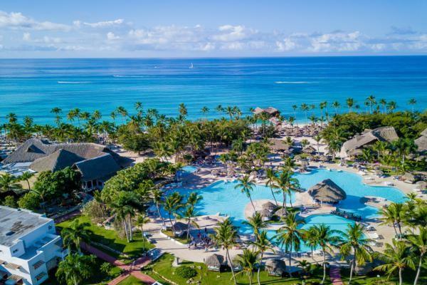 Vue panoramique - Club Framissima Be live Collection Canoa 4* Punta Cana Republique Dominicaine