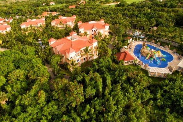 Vue aérienne - Grand Bahia Principe Turquesa
