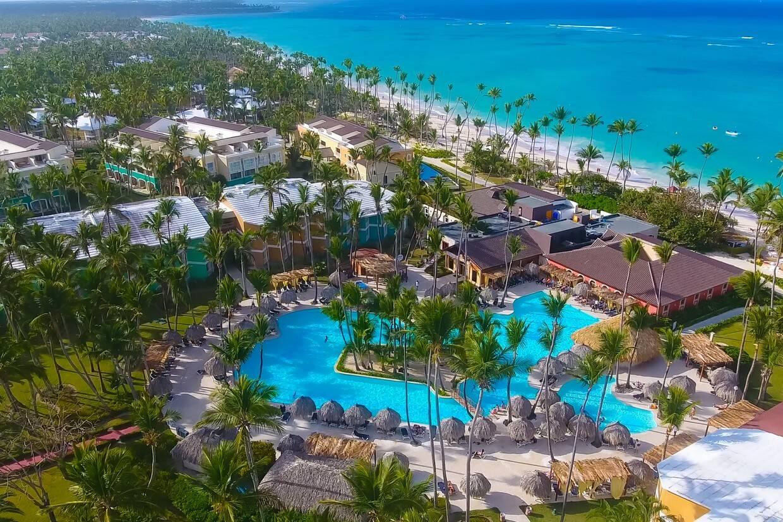 Vue panoramique - Grand Palladium Punta Cana Resort & Spa 5* Punta Cana Republique Dominicaine