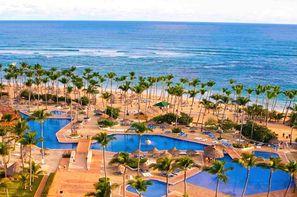 Republique Dominicaine-Punta Cana, Hôtel Grand Sirenis Cocotal Beach Resort Casino & Aquagames